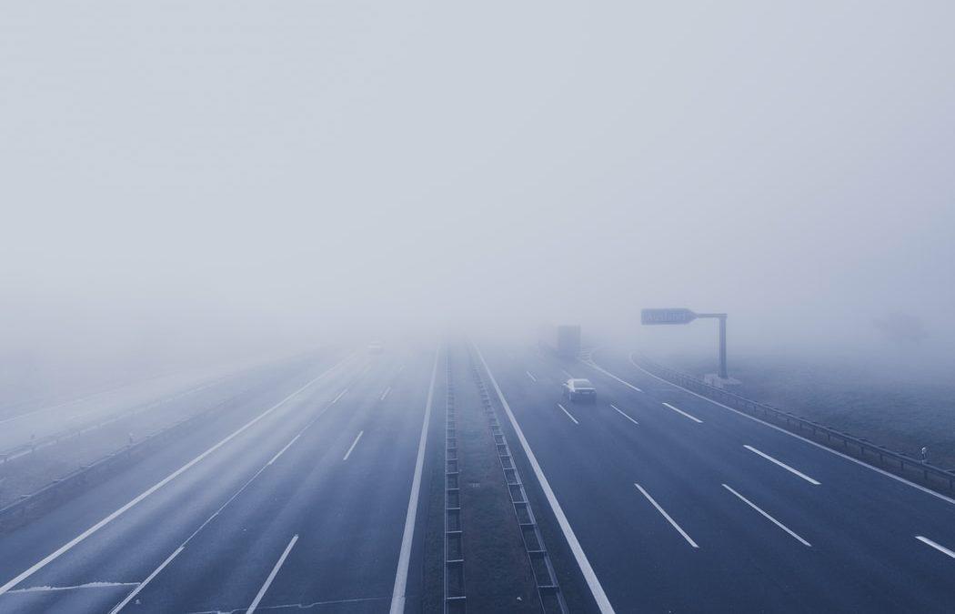 Safe Driving in Fog