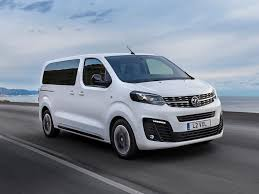 electric van driving course